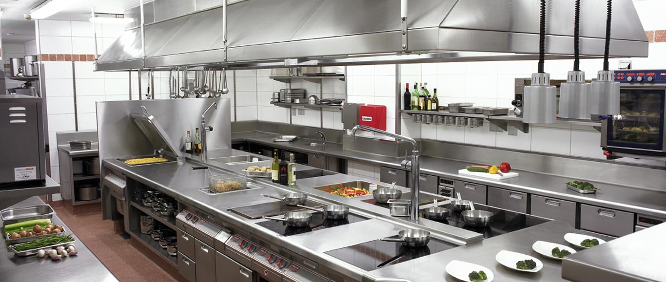 manufacturer of commercial kitchen equipment